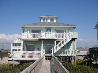 N. Shore Dr. 328 Oceanfront! | Hot Tub, Internet, Jacuzzi Tub, Fireplace - Surf City vacation rentals