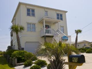 N. Shore Dr. 420 Oceanfront! | Jacuzzi, Elevator, Internet, Game Equipment Discounts Available- See Description!! - Surf City vacation rentals