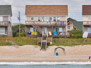 S. Shore Drive 2204 Oceanfront! | Internet, Elevator, Jacuzzi, Free Long Distance, Nintendo Kinect - Surf City vacation rentals