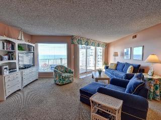 St. Regis 3306 Oceanfront! | Indoor Pool, Outdoor Pool, Hot Tub, Tennis Courts, Playground - Topsail Island vacation rentals