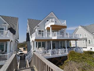 Island Drive 4268 Oceanfront! | Internet, Community Pool, Hot Tub, Elevator - North Topsail Beach vacation rentals