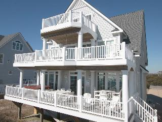 Island Drive 4266 Oceanfront! |  Internet, Community Pool, Hot Tub, Elevator - North Topsail Beach vacation rentals