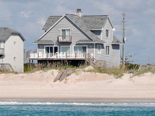 Island Drive 3854 Oceanfront! | Internet, Jacuzzi - Topsail Island vacation rentals