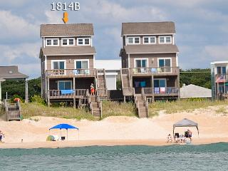 S. Shore Drive 1814B Oceanfront! | Fireplace, Internet - Surf City vacation rentals