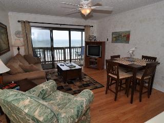 Topsail Dunes 1312 Oceanfront! | Community Pool, Tennis Courts, Grill Area - North Topsail Beach vacation rentals