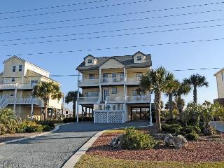 Island Drive 3686 Oceanfront! | Private Heated Pool, Hot Tub, Jacuzzi, Internet, Linens Provided Discounts Available- See Description!! - North Topsail Beach vacation rentals