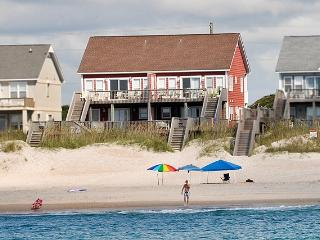 Island Drive 3982 Oceanfront! | Internet, Pet Friendly, Game Equipment, Wedding Friendly - North Topsail Beach vacation rentals