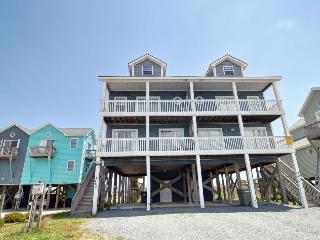 Island Drive 4002 Oceanfront! | Internet, Pet Friendly, Unlimited Nationwide Phone Service - North Topsail Beach vacation rentals