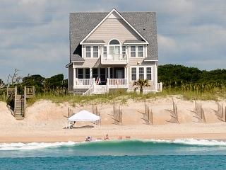 Island Drive 4158 Oceanfront-B Lot! | Internet, Community Pool, Hot Tub - North Topsail Beach vacation rentals