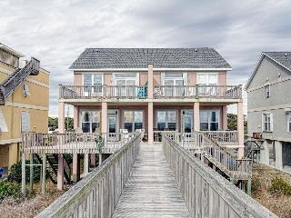 Island Drive 3970 Oceanfront! | Internet, Pet Friendly Discounts Available- See Description!! - North Topsail Beach vacation rentals