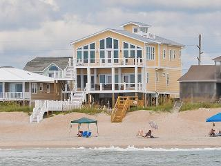 S. Shore Drive 1328 Oceanfront! | Private Pool, Hot Tub, Elevator, Game Equipment, InternetDiscounts Available- See Description!! - Surf City vacation rentals