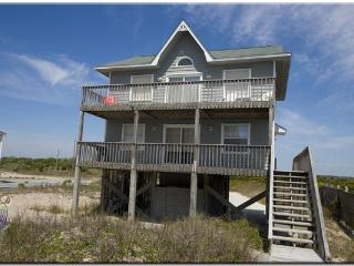 Hampton Colony 648 Oceanfront-B Lot! | Community Pool, Fireplace - North Topsail Beach vacation rentals