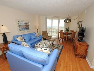 St. Regis 1104 Oceanfront! |  Indoor Pool, Outdoor Pool, Hot Tub, Tennis Courts, Playground - Topsail Island vacation rentals