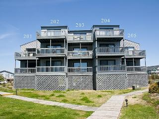 Shipwatch II 205 Oceanview! | Community Pool - North Topsail Beach vacation rentals