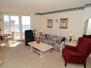 St. Regis 2613 Oceanfront! | Indoor Pool, Outdoor Pool, Hot Tub, Tennis Courts, Playground - Topsail Island vacation rentals