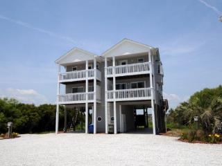 Pinellas Bay 213 Oceanview! | Jacuzzi, Internet - North Topsail Beach vacation rentals