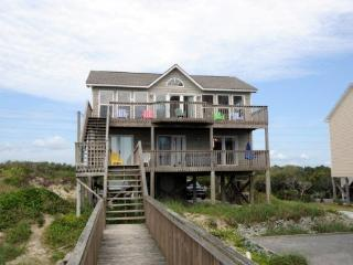 Island Drive 4472 Oceanfront-B Lot! | Internet, Hot Tub, Pet Friendly - Topsail Island vacation rentals