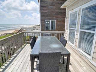 Island Drive 4476 Oceanfront! | Jacuzzi, Internet, New Huge HD TV - North Topsail Beach vacation rentals