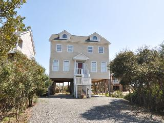 Island Drive 4478 Oceanfront-B Lot! | Hot Tub, Jacuzzi, Internet, Pet Friendly - North Topsail Beach vacation rentals