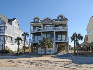 New River Inlet Rd 424 Oceanfront! | Private Pool, Jacuzzi, Internet - North Topsail Beach vacation rentals