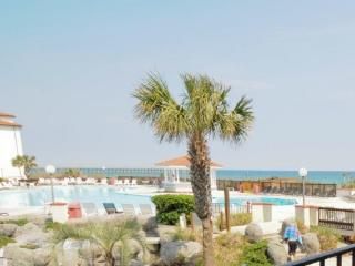 Villa Capriani 110-A Oceanfront! | 3 Pools, Largest Pool on NC Coast, 2 Hot Tubs, Grill Area, Tennis Courts, Restaurant, and Internet - North Topsail Beach vacation rentals