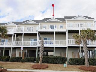 Sea Star Circle 322 Oceanview! | Community Pool, Internet, Jacuzzi - Surf City vacation rentals