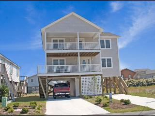 N. New River Drive 1312 Oceanview! | Jacuzzi - North Topsail Beach vacation rentals