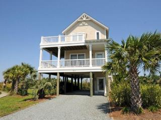 Sea Side Village 110 Oceanview! | Community Pool, Internet, Pet Friendly - North Topsail Beach vacation rentals