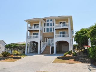 Island Drive 3606 Oceanfront! | Elevator, Internet, Fireplace - North Topsail Beach vacation rentals