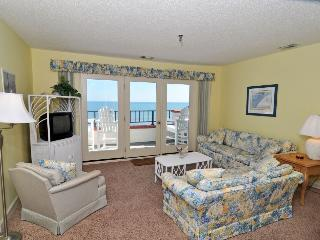 Villa Capriani 416-A Oceanfront | 3 Pools, Largest Pool on NC Coast, 2 Hot Tubs, Grill Area, Tennis Courts, Restaurant, Internet  Discounts Available- See Description!! - North Topsail Beach vacation rentals