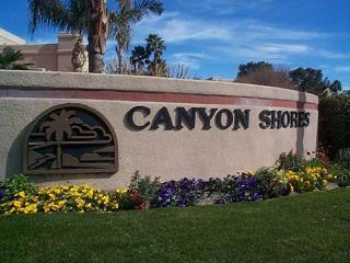 Canyon Shores Beauty CS121 - Cathedral City vacation rentals