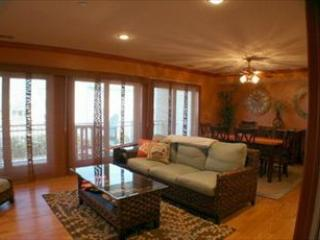 Living/dining room - The Pointe at Moores Inlet  #112 96312 - North Wildwood - rentals
