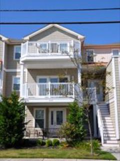 Flame Condominium - 2216 Surf Ave  #203 - Image 1 - North Wildwood - rentals