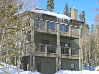 Bear Lodge - Top of the World Views!! - Silverthorne vacation rentals