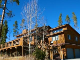 Miners Reward - Gorgeous Home, With Better Views! - Summit County Colorado vacation rentals