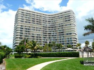 Beautiful beachfront condo 2 bedroom 2 bath. - Marco Island vacation rentals