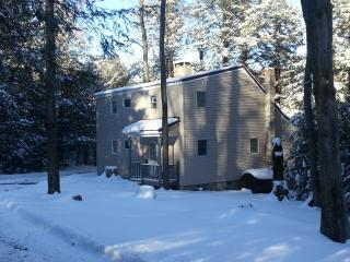 Hemlock Haven is tucked in evergreens, Lake Access - Oakland vacation rentals