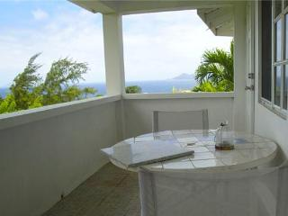Moonwater Seahorse Apartment - 1 Bedroom - St.Vincent - Petit St.Vincent vacation rentals
