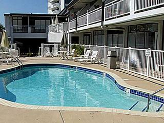 Pool side Studio  Ocean View Virginia Beach #109 - Virginia Beach vacation rentals