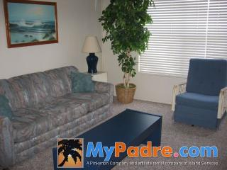 GULFVIEW II #207: 1 BED 1 BATH - South Padre Island vacation rentals