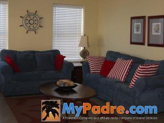 SURFSONG TOO #133 E. VENUS - SOUTH SIDE: 2 BED 2 BATH - South Padre Island vacation rentals