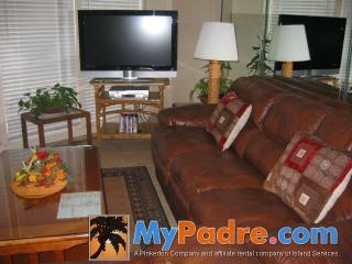 SUNTIDE I #103: 2 BED 2 BATH - South Padre Island vacation rentals