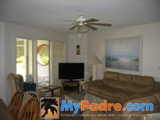 SUNTIDE I #105: 2 BED 2 BATH - South Padre Island vacation rentals
