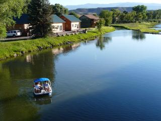 Turtle Tracks Riverfront Resort on the CO. River! - Rifle vacation rentals
