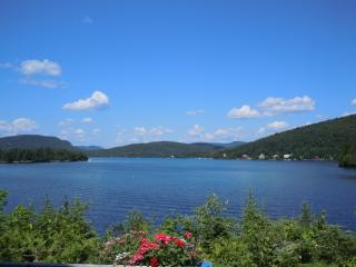 Breathtaking views! Lakefront Laurentian Cottage - Sainte Agathe des Monts vacation rentals