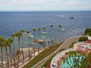 Romantic Villa with Shared Outdoor Pool and Television - Catalina Island vacation rentals