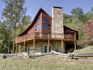 BEAVER`S MOUNTAIN ESCAPE*2 BEDROOM-2 BATHROOM-SLEEPS 8-MOUNTAIN VIEW-WIFI-PET FRIENDLY-GAS GRILL-FIRE PIT-ONLY $125/NIGHT - Blue Ridge vacation rentals