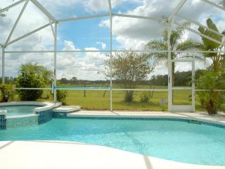 4BR Luxury SF Pool/Free SPA Heat/BBQ/WiFi by Disney - Davenport vacation rentals