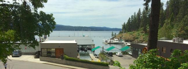 View from the Cottage - Lakeshore Drive Cottage with Lake and Park Views - Coeur d'Alene - rentals