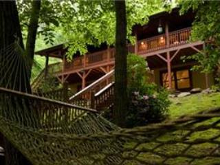 Moose Creek Lodge - Image 1 - Sylva - rentals